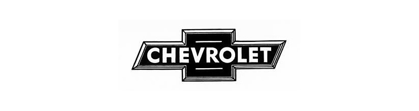 poster marchio chevrolet